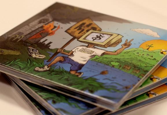 Selekt Few MD Album Layout & Colouring