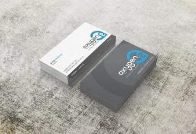 O2 Business Cards